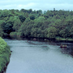 River Finn at Drumboe Woods