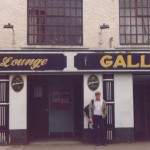 Gallen's Lounge in Ballybofey, County Donegal, Ireland.