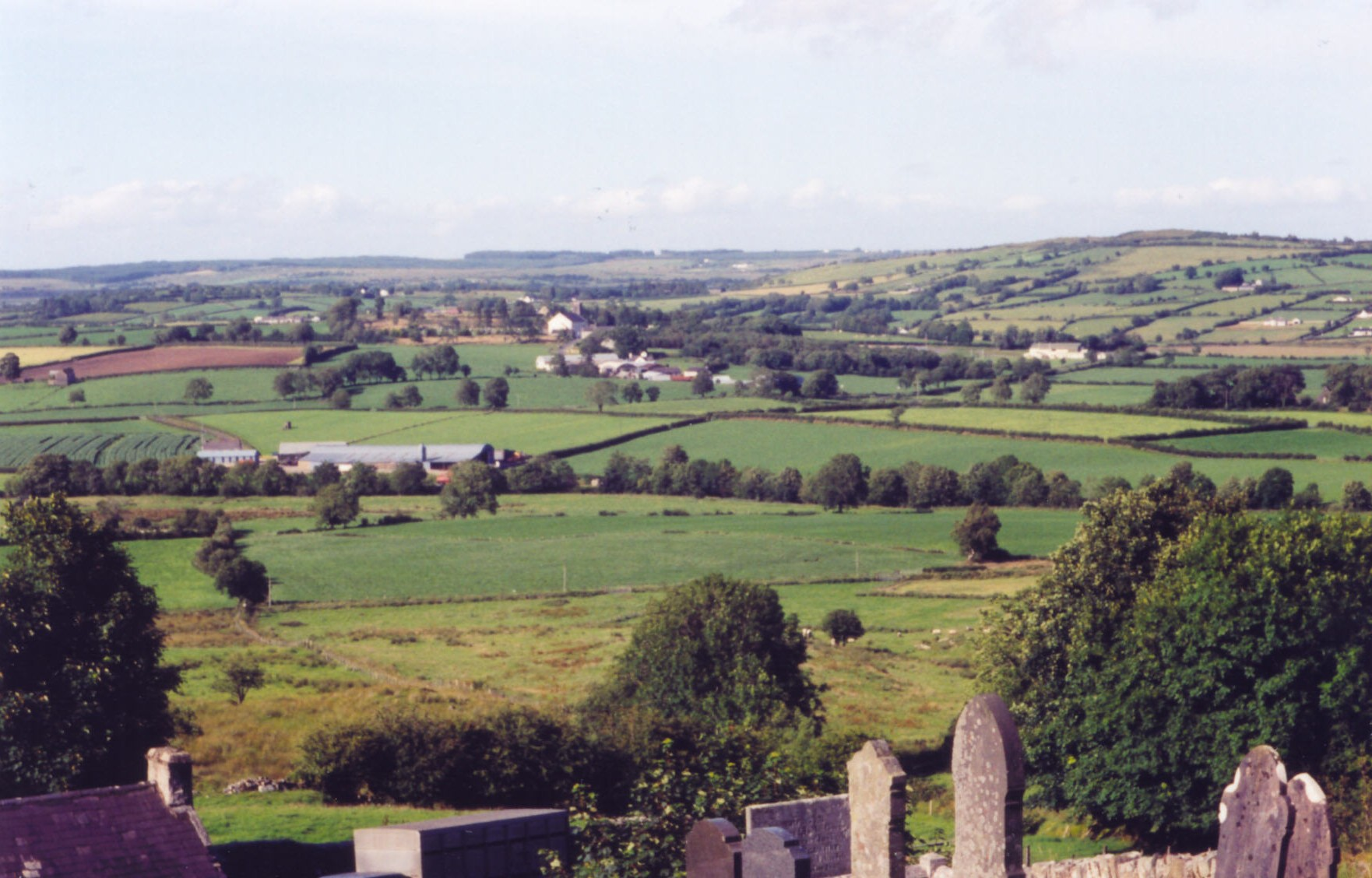Aghyaran Parish, County Tyrone
