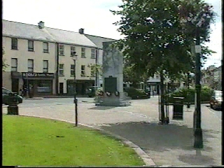 The diamond in Castlederg, County Tyrone