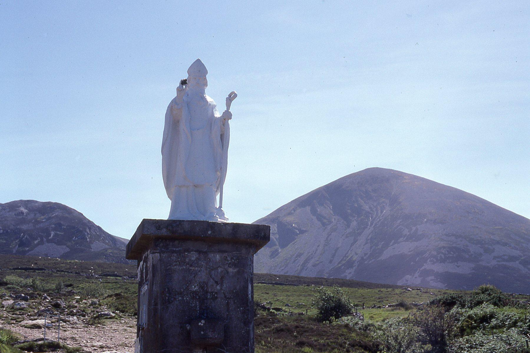 Croagh Patrick - County Mayo