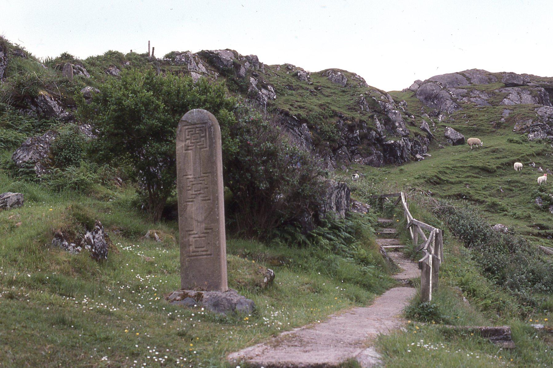 Hills above Glencolmcille