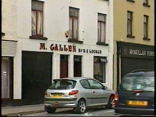 Michael Gallen's Bar in Castlederg