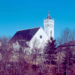 St. Charles Church in Kellyville, Pennsylvania