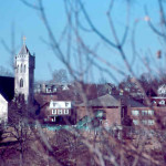 St. Charles Church and School, Kellyville, PA