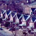 Homes on Broadway Avenue in Clifton Heights, PA (Formerly Kellyville)