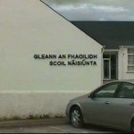 Modern Gleneely School, Donaghmore Parish, Donegal