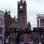 Shipquay Gate, Derry