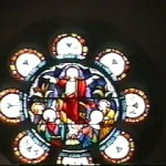 Interior of St. Patrick's, Crossroads.