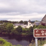 The River Finn at Stranorlar