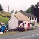 Biddy and Joe's Cottage, Cloghan, County Donegal