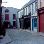 Typical Street in an Ulster Port City