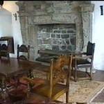 Dining Room Fireplace - Donegal Castle