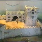 Model of Donegal Castle Under Captain Brooke