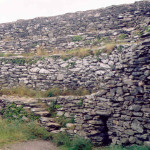 Wall of Grianon of Aileach