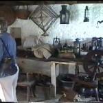 Interior of Folk Village Cottage