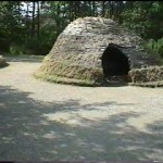 Ulster History Park - Mesolithic Camp