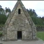 Ulster History Park - Monastery Church