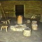Ulster History Park - Rath (interior)