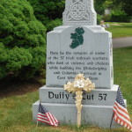Duffy's Cut Memorial, Philadelphia