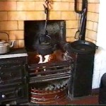 Original Fireplace (McGinley Home)